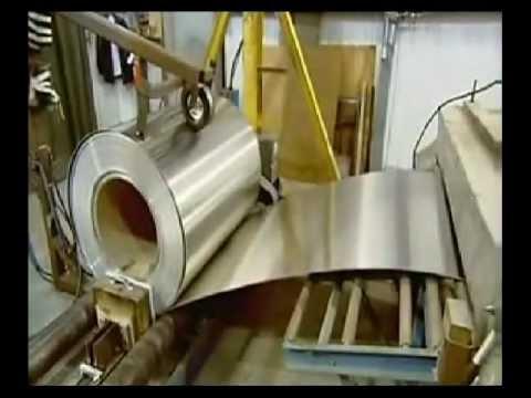 Изготовление алюминиевой лодки.mp4