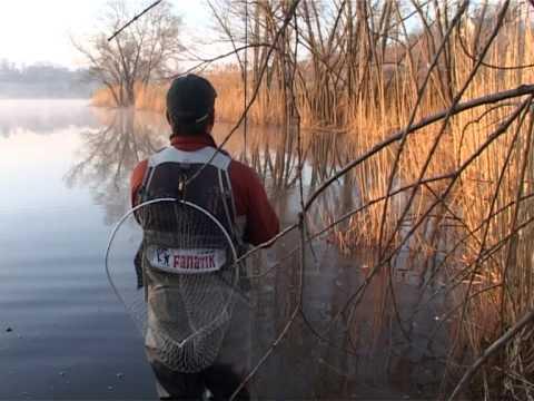 Весенняя ловля судака на пруду. Мастер класс 181