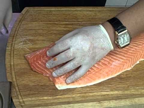 Как засолить красную рыбу? Рустам Тангиров.