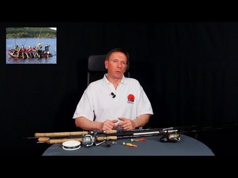 Спиннинг для джига Как выбрать спиннинг для ловли джигом для начинающих