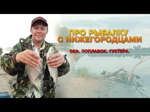 Ловля густеры на поплавок на реке Ока : ПР #1