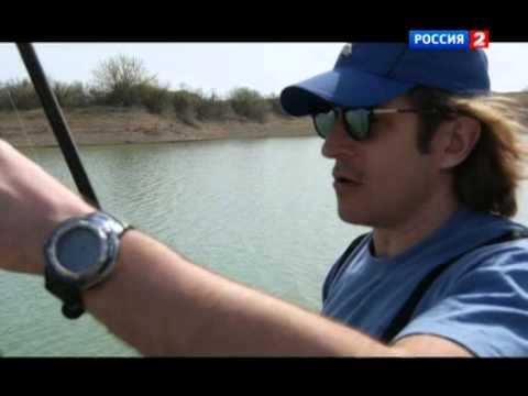 Диалоги о рыбалке 2013. Азербайджан Часть 1. Шемая.
