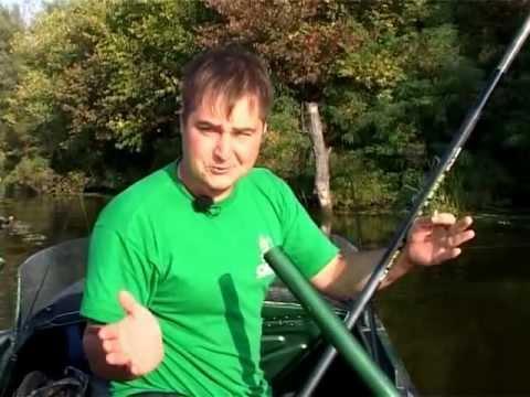 """Ловля Голавля болонской снастью. """"О Рыбалке Всерьез"""" видео 191."""