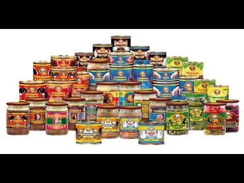 Запасы еды в условиях города. Выживание в городе.