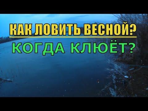 Ловля СОМА ВЕСНОЙ! ОРИЕНТИР(приметы) когда клюёт сома ВЕСНОЙ!
