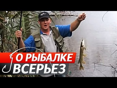 """Ловля Карпа на Поплавочную Удочку. """"О Рыбалке Всерьез"""" видео 60."""