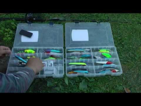 Ловля рыбы троллингом