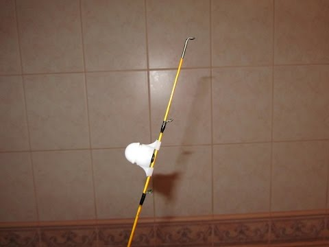 Сигнализатор поклёвки на донку и фидер для ночной рыбалки.
