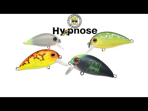 Воблер Pontoon 21 Hypnose. Подводная съемка