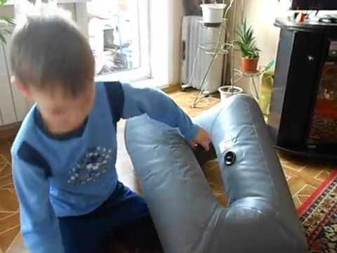 Надувное кресло ПВХ 'Марко боат'