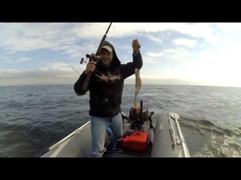 Ловля камбалы. Мыс Вятлина. Рыбалка во Владивостоке