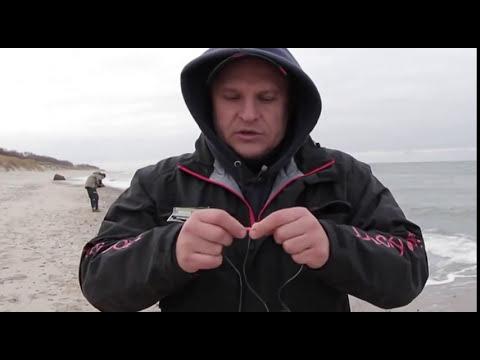 "Передача ""На рыбалке"" Ловля камбалы на Балтийском море"