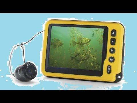 подводная камера для рыбалки за 2000 р. своими руками.