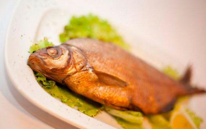 Полезные свойства рыбы лещ