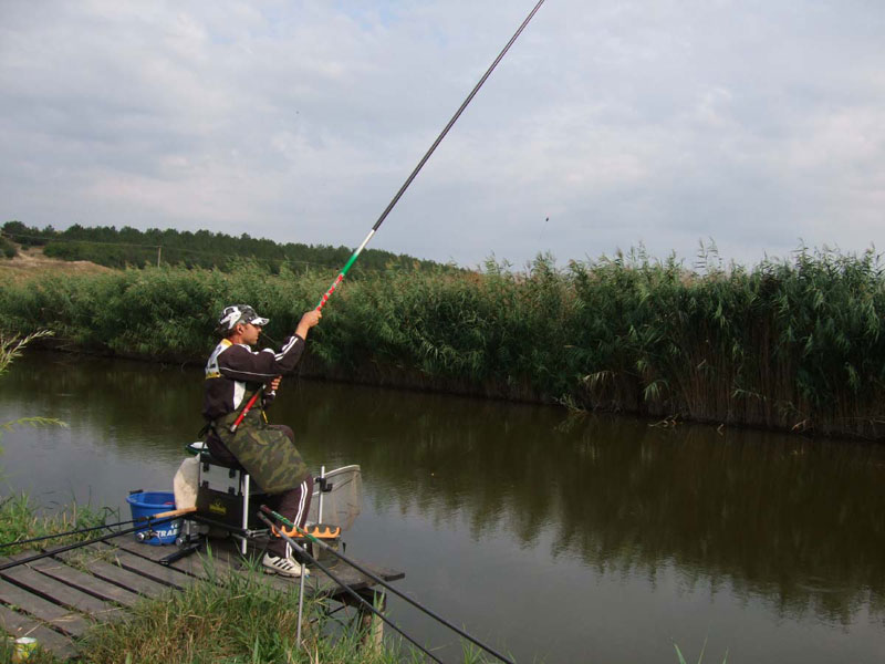 Рыбалка ловля на удочку 5 метров