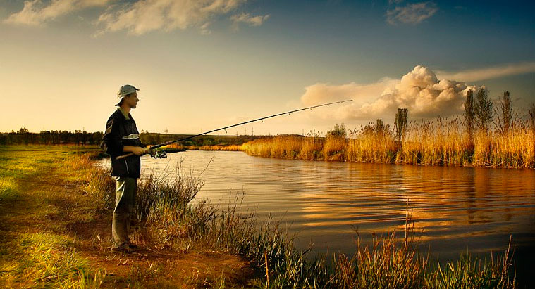 Выбор места рыбалки
