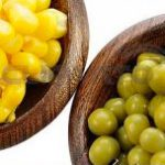 Горох и кукуруза