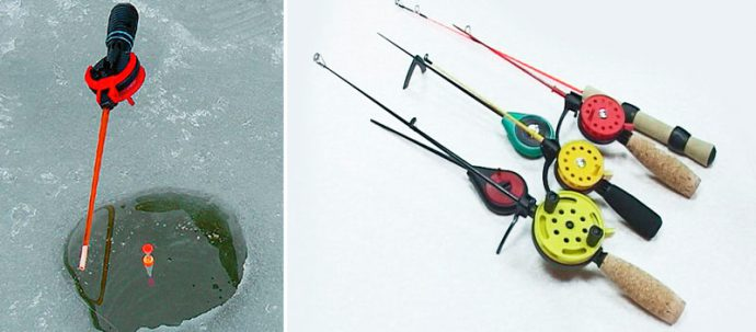 Зимняя ловля пловы: как сделать самую уловистую удочку