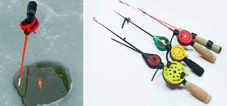 Оснастка зимней удочки для ловли плотвы: правильное устройство снасти, особенности поплавочных монтажей