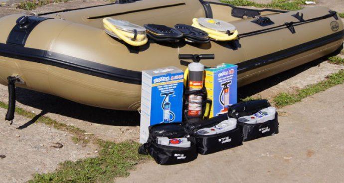 Какой электронасос выбрать в зависимости от конструкции лодки?