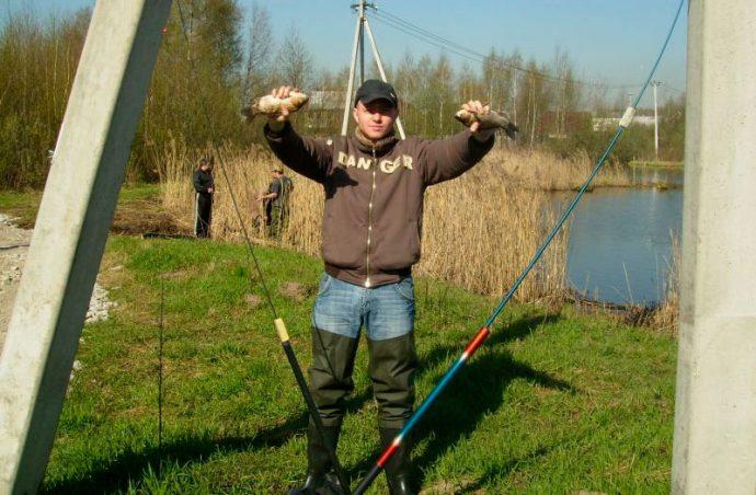 новый милет рыбалка