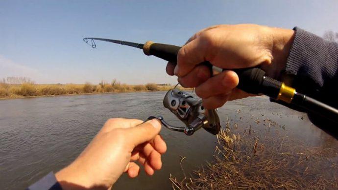 Ловля голавля на спиннинг: выбор спиннинга, приманки и техника ловли