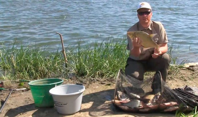 Река Ока рыбалка