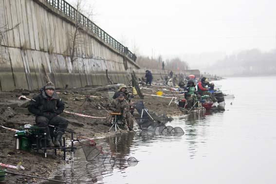 Река Москва рыбалка