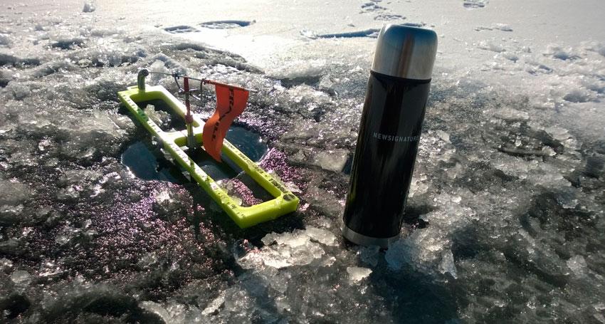 Лучший термос для зимней рыбалки