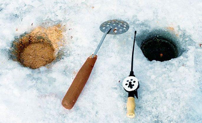 Рецепты прикормок для зимней рыбалки своими руками