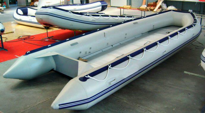 Размер лодки