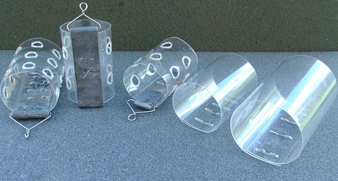 Кормушка для фидера из пластиковой бутылки