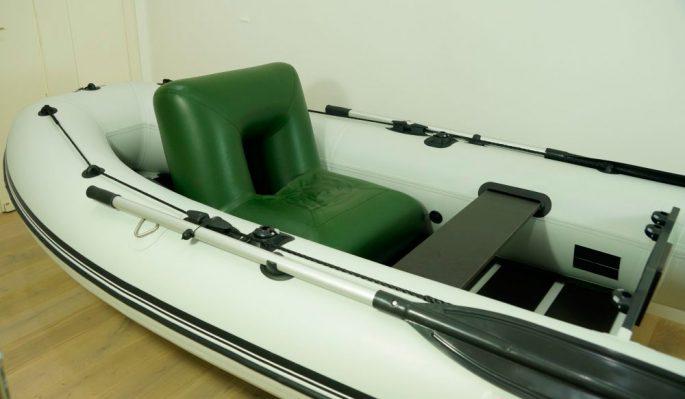 Надувная лодка ПВХ: ее достоинства
