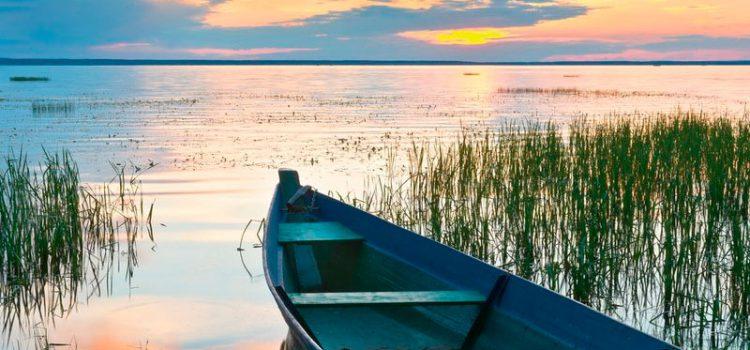 Рыбалка в Плещеевом озере