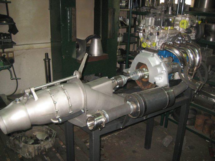 водометный двигатель своими руками