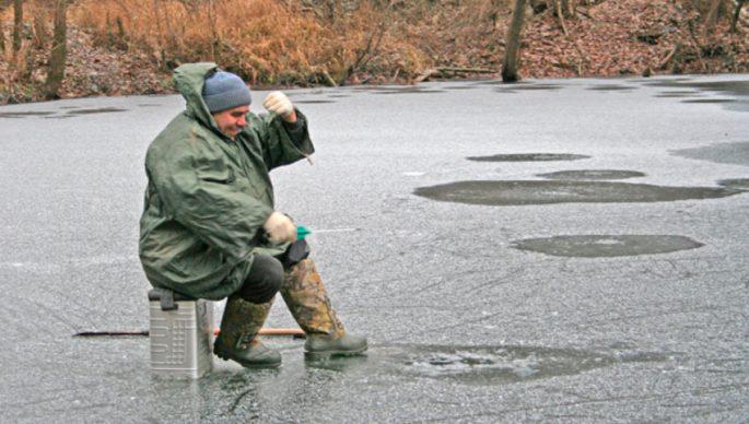 Рыбалка в донаурово