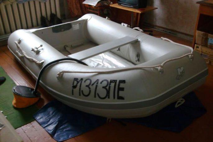 Подготовка лодки ПВХ к хранению зимой