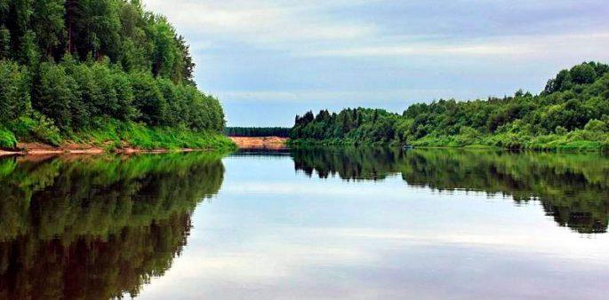 Река Луза