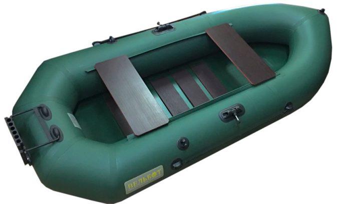 Лодка с реечным дном