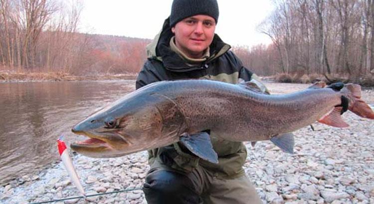 Рыбалка во Владивостоке