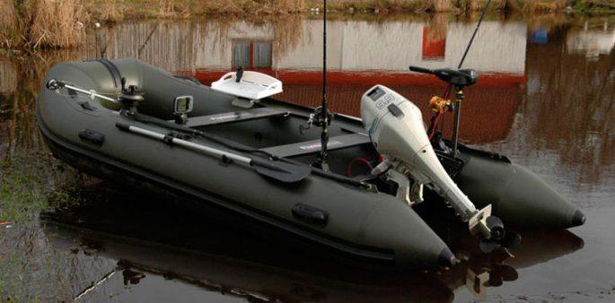 Лодки ПВХ под мотор