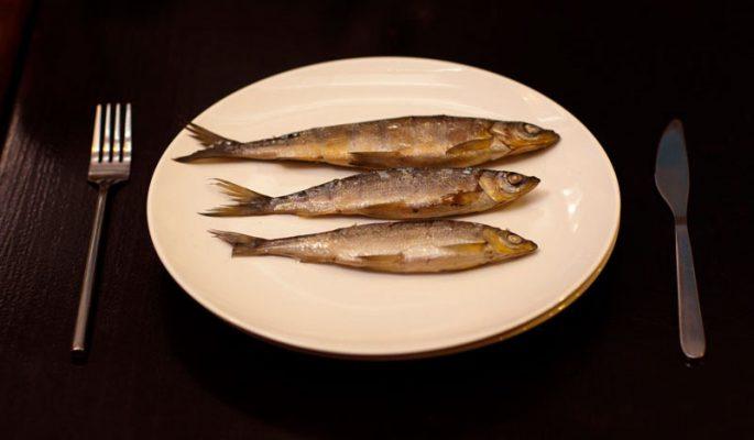 Полезные свойства рыбы рипус