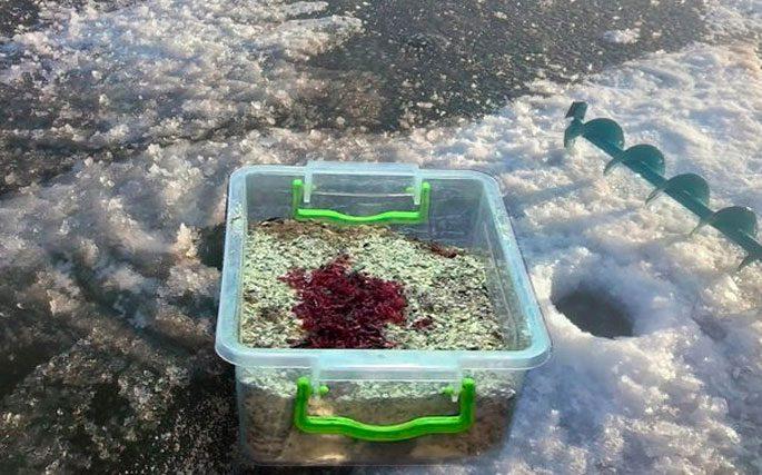 Прикормка для леща зимой