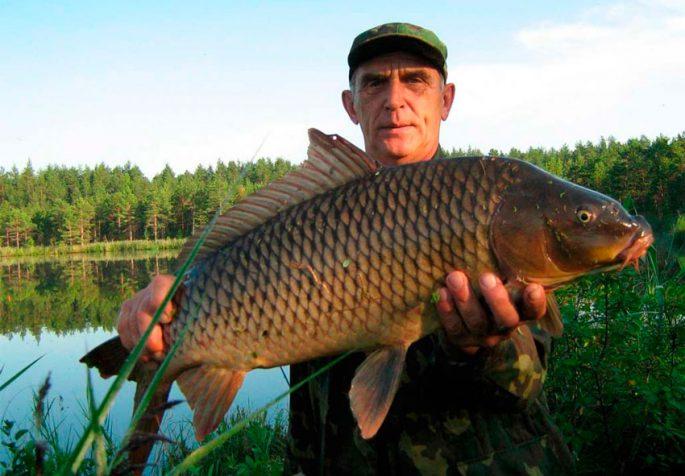 Рыбалка в Башкирии весной