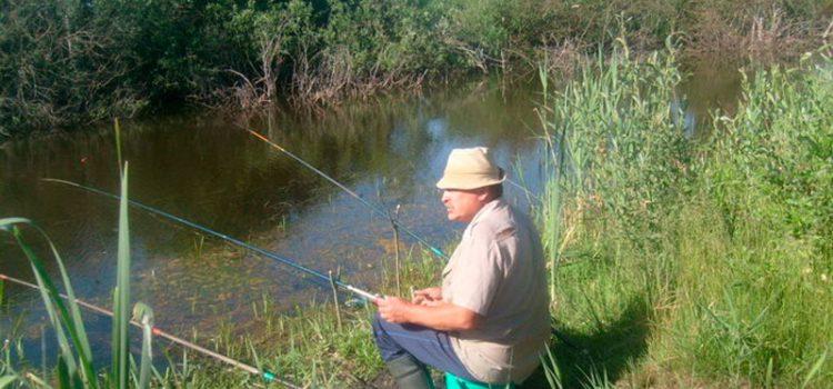 Рыбалка в Брестской области (Беларусь)