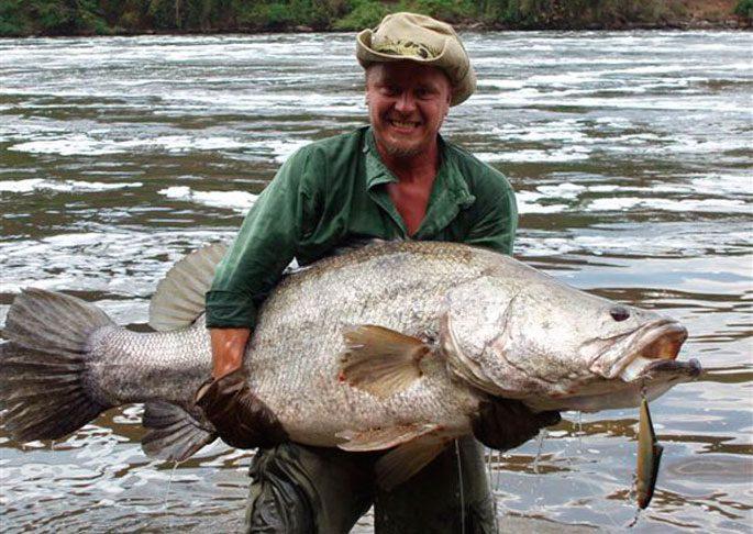 Рыбалка на нильского окуня