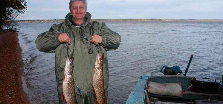 Рыбалка на Яузском водохранилище