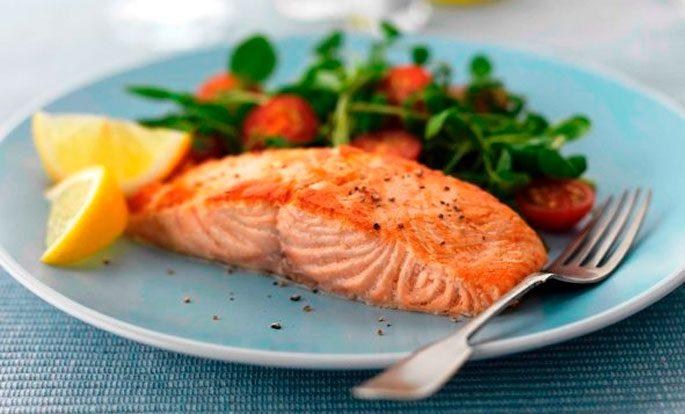 Какие блюда готовятся из лосося