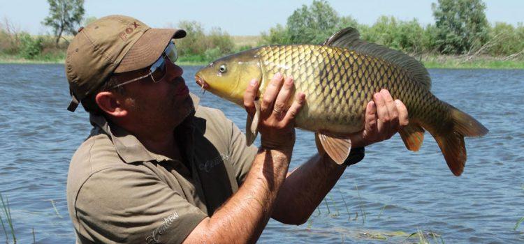 Рыбалка в Омске на Иртыше