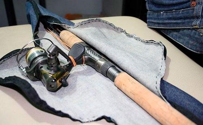 Процесс шитья